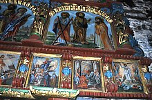 Biserica de lemn, Brebi , Foto: WR