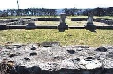 Római vár, Vármező , Fotó: WR