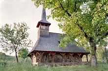Wooden church, Creaca , Photo: Alexandru Baboș