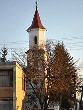 Reformed church, Mera , Photo: WR