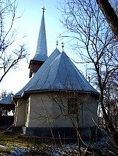 Wooden church, Mihăiești , Photo: Țecu Mircea Rareș