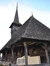 Biserica de lemn, Salistea Noua , Foto: WR