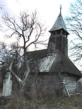 Biserica de lemn, Salistea Veche , Foto: WR