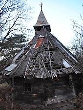 Săliștea Nouă, Biserica de lemn, Foto: WR