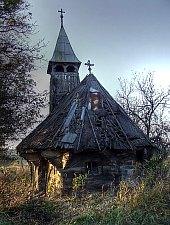 Săliștea Nouă, Biserica de lemn, Foto: Bogdan Ilieș