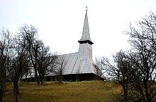 Sardu, Wooden church, Photo: WR