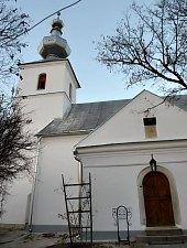 Biserica reformata, Suceagu , Foto: WR