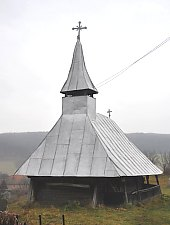 Wooden church, Sumurducu , Photo: WR