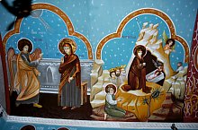 Ortodox templom, Zutor , Fotó: WR
