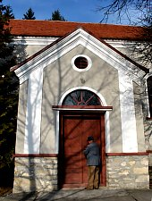 Reformed church, Turea , Photo: WR