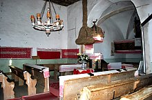Reformed church, Vișta , Photo: WR