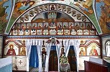 Wooden church, Adalin , Photo: Bogdan Ilieș