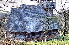 Wooden church, Așchileu Mic , Photo: Bogdan Ilieș