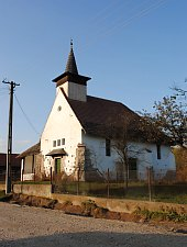 Reformed church, Babiu , Photo: WR