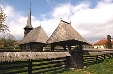 Wooden church, Baica , Photo: WR