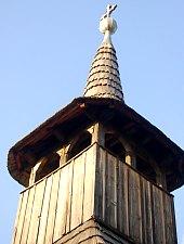 Bălan Cricova, Wooden church, Photo: WR