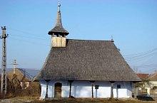 Bălan Cricova, Wooden church, Photo: Țecu Mircea Rareș