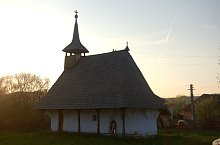 Balan Cricova, Biserica de lemn, Balan , Foto: WR