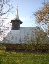 Balan Joseni, Biserica de lemn, Balan , Foto: Valeria Lehene