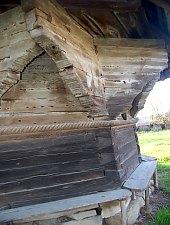 Balan Joseni, Biserica de lemn, Balan , Foto: WR