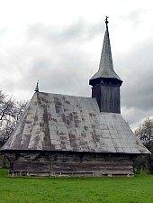 Bălan Joseni, Biserica de lemn, Wooden church, Photo: Țecu Mircea Rareș