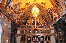 Ortodox templom, Milvány , Fotó: pr. Forna Florin Cristian