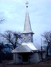Wooden church, Chendremal , Photo: Țecu Mircea Rareș