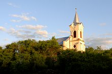 Reformed church, Cuzăplac , Photo: Rácz István