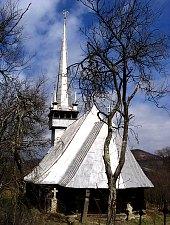 Biserica de lemn, Dragu , Foto: Bogdan Ilieș