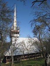 Biserica de lemn, Dragu , Foto: Valeria Lehene