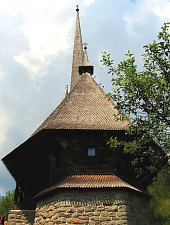Wooden church, Fildu de Sus , Photo: Tudor Seulean