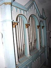 Biserica reformata, Hida , Foto: WR