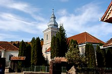 Reformed church, Jebucu , Photo: WR