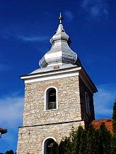 Református templom, Zsobok , Fotó: WR