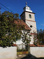 Biserica reformata, Petrinzel , Foto: WR