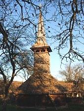 Biserica de lemn, Mierta , Foto: WR