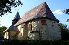 Reformed church, Petrindu , Photo: Valeria Lehene