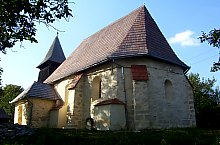 Biserica reformata, Petrindu , Foto: Valeria Lehene