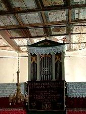 Reformed church, Petrindu , Photo: Nagy Katalin