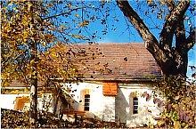 Reformed church, Petrindu , Photo: Körösi László