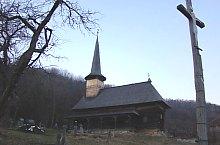 Almásrákos, Fatemplom, Fotó: Țecu Mircea Rareș
