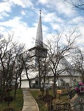 Fatemplom, Almásszentmária , Fotó: WR