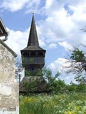 Biserica reformata, Sfaras , Foto: Módi Attila