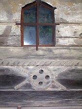 Biserica de lemn, Simpetru Almasului , Foto: Valeria Lehene