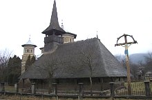 Wooden church, Sîmpetru Almașului , Photo: Țecu Mircea Rareș