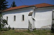 Magyarzsombor, Református templom, Fotó: Rácz István