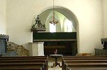 Református templom, Magyar-zsombor , Fotó: Rácz István
