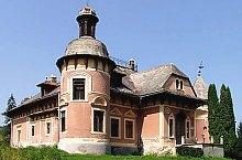 Magyarzsombor, Zsombory kastély, Fotó: Pap Xénia