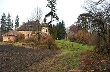 Zsombory kastély parkja, Magyar-zsombor , Fotó: WR
