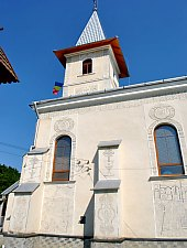 Orthodox Church, Bănișor , Photo: WR